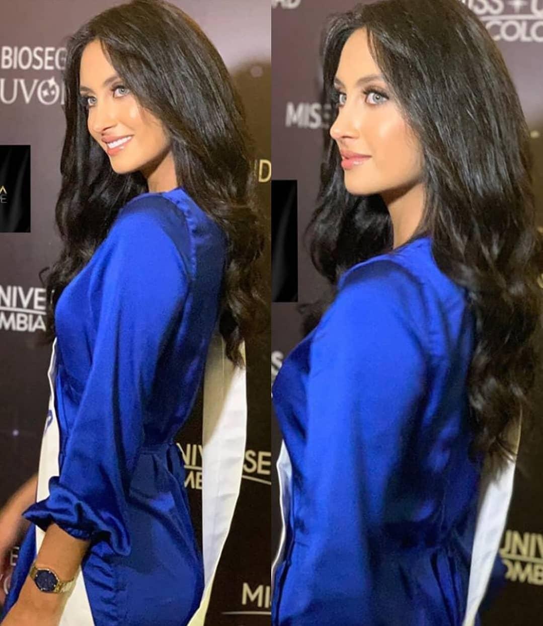juliana franco, top 16 de miss colombia universo 2020/miss earth water 2017. - Página 24 Colomb14