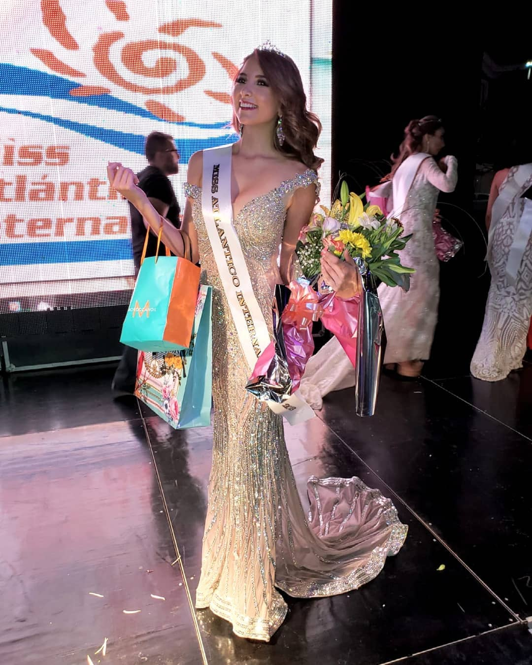 estefania olcese, miss atlantico international 2018. Cpscms10