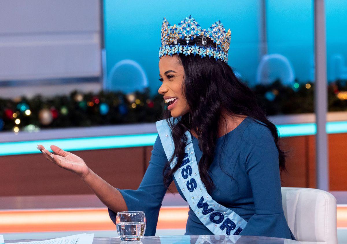 toni-ann singh, miss world 2019. - Página 6 Crowne11