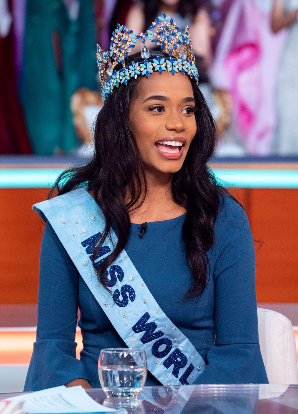 toni-ann singh, miss world 2019. - Página 6 Crowne13