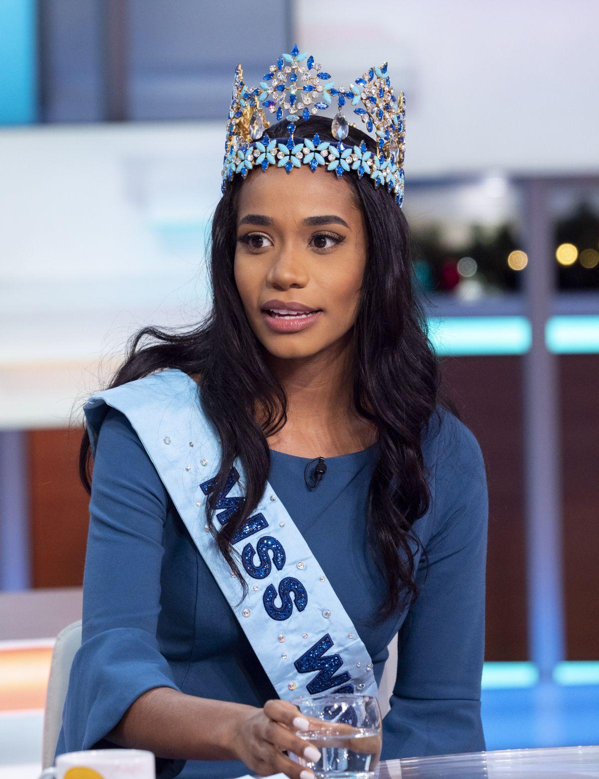 toni-ann singh, miss world 2019. - Página 6 Crowne14