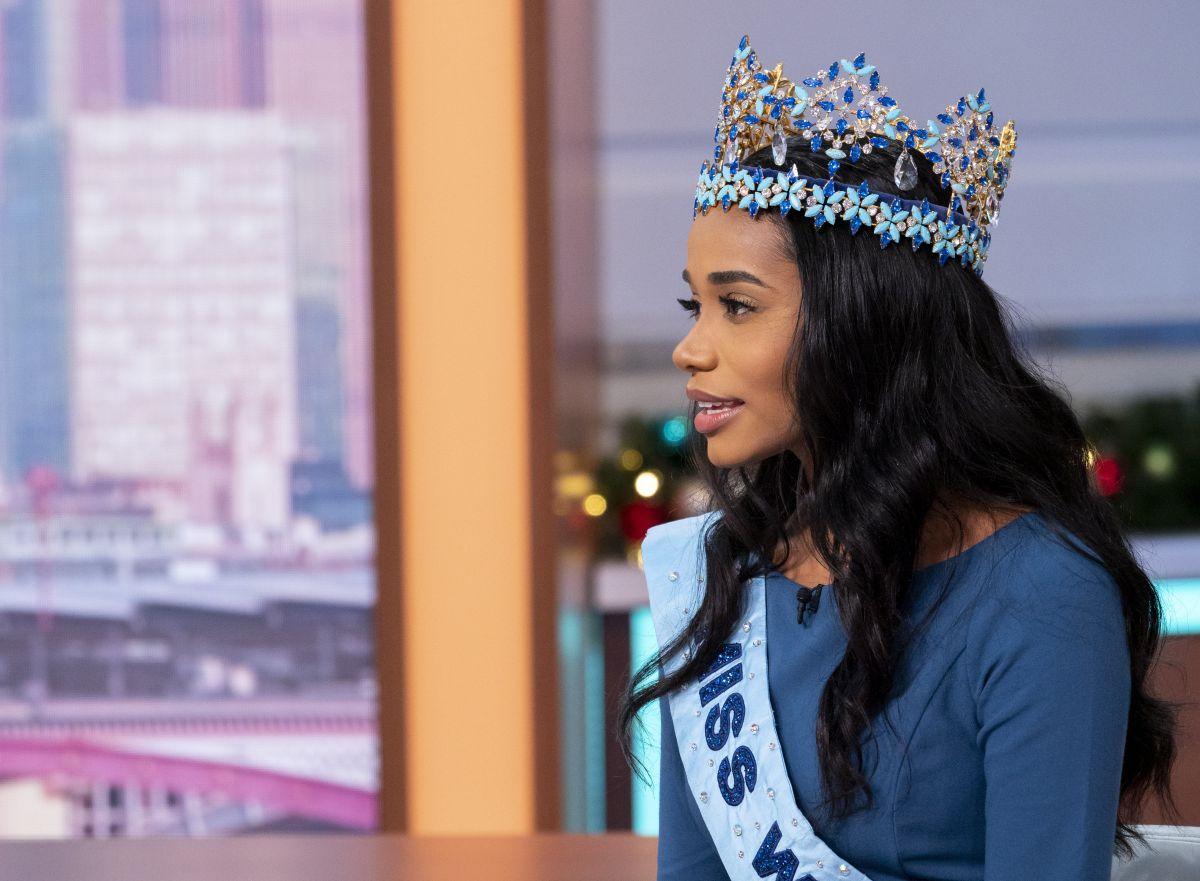 toni-ann singh, miss world 2019. - Página 6 Crowne16