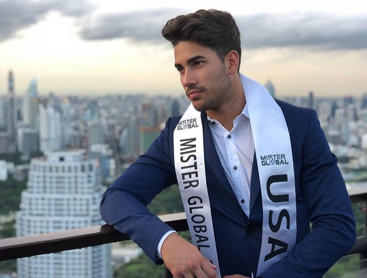 dario duque, mr global 2018. Dario-10