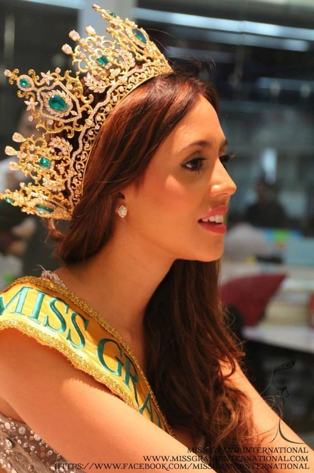 lees garcia, miss grand international 2014. Daryan10