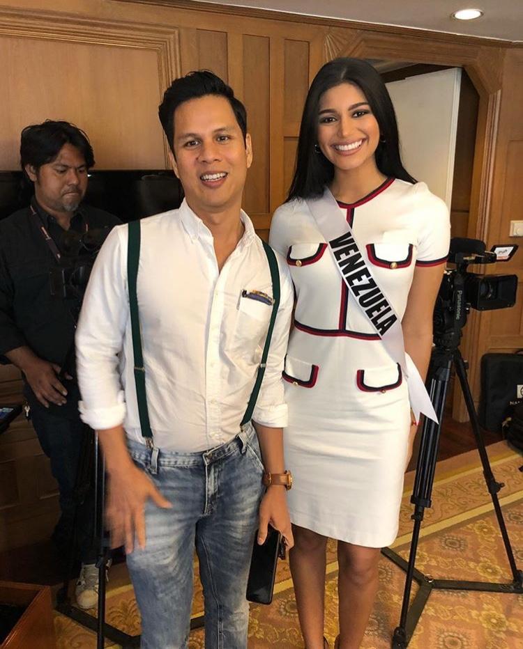 candidatas a miss universe 2018. final: 16 dec. sede: bangkok. part final. - Página 31 Dcd64910