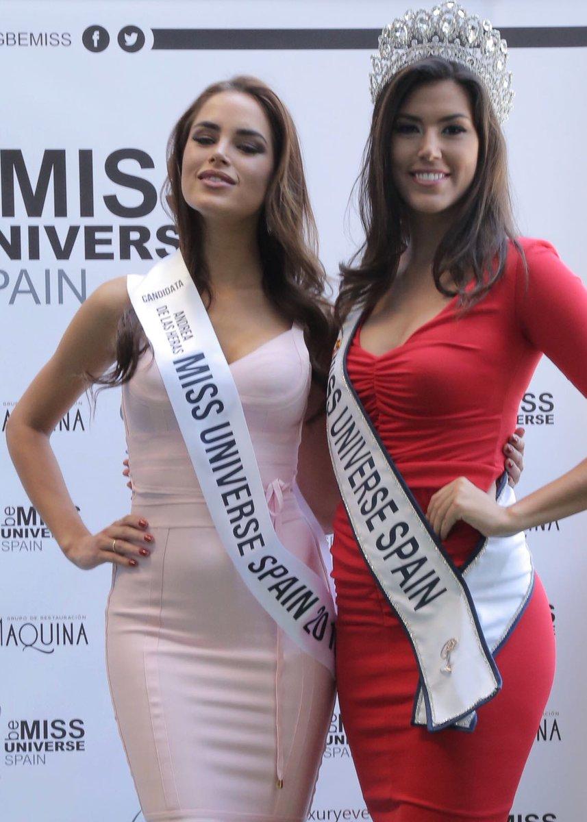 andrea de las heras, miss grand spain 2020/miss europe 2019. - Página 3 Dghjot10