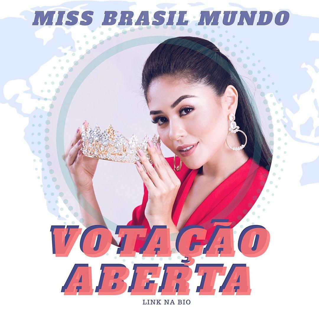 thaisi dias, miss madeira mamore mundo 2019. - Página 4 Dlsoz10