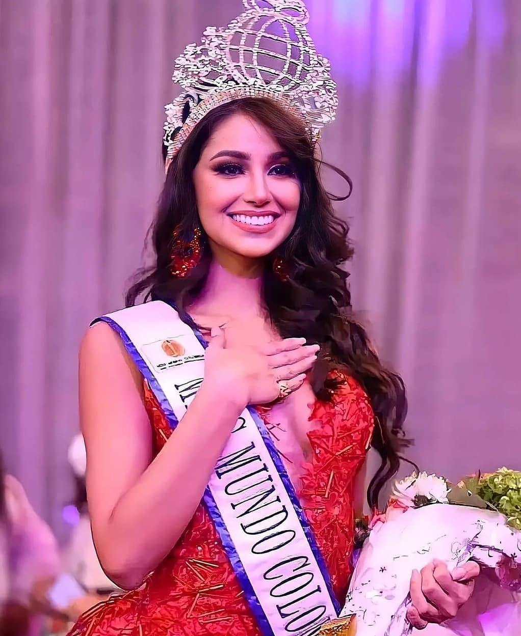 andrea aguilera, miss world colombia 2021. - Página 6 Downl222