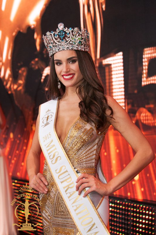 stephania stegman, miss supranational 2015. Duztf010