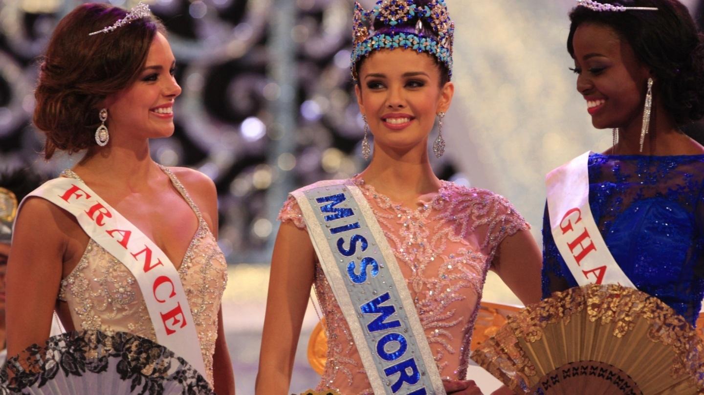 megan young, miss world 2013. - Página 3 E5d4dc10