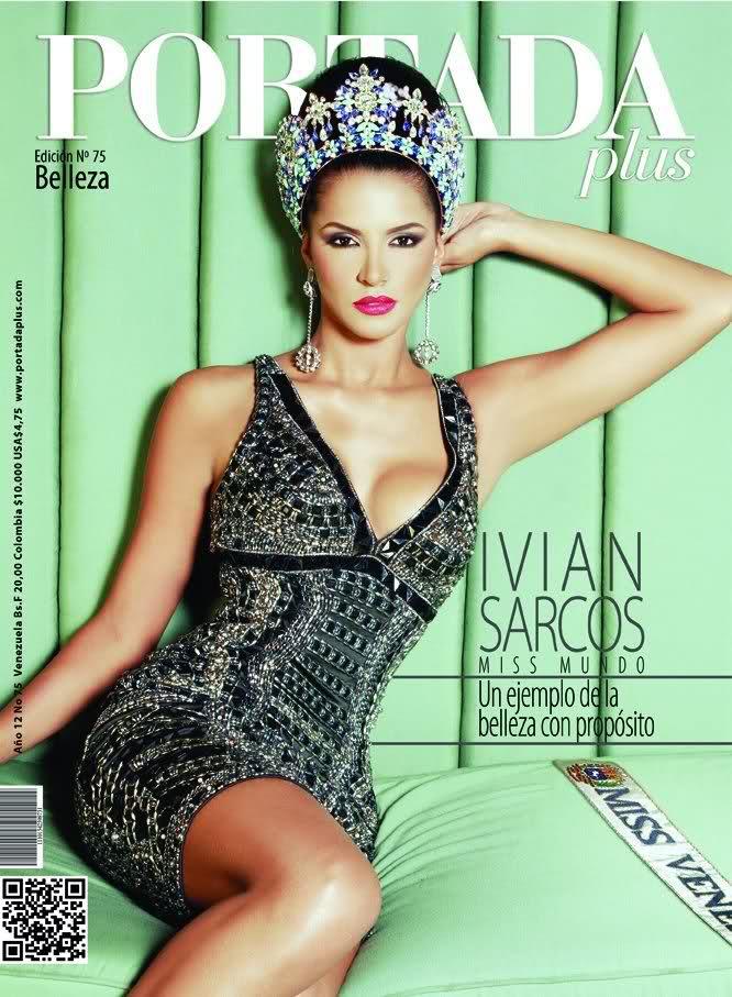 ivian sarcos, miss world 2011. - Página 9 E977c310