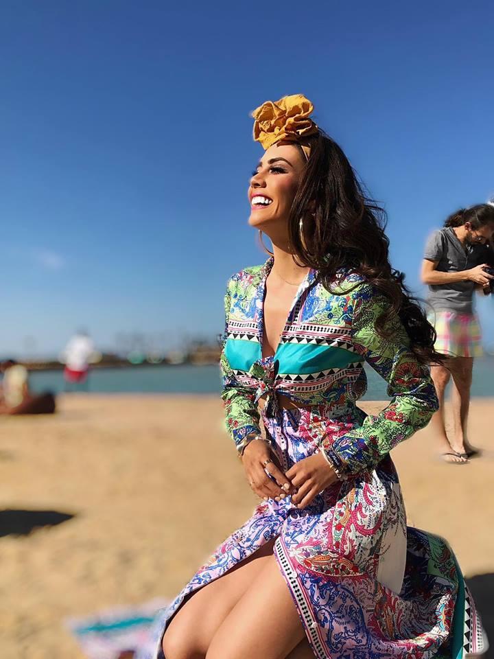 ivonne hernandez, semifinalista de top model of the world 2018. - Página 4 Ear4qu10