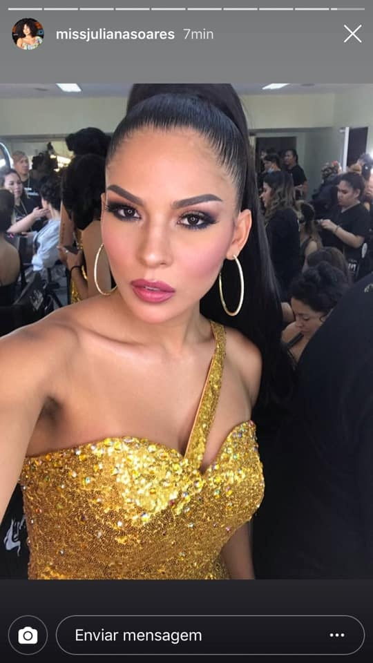 juliana soares, miss brasil global 2019. - Página 3 Ecbe8c10