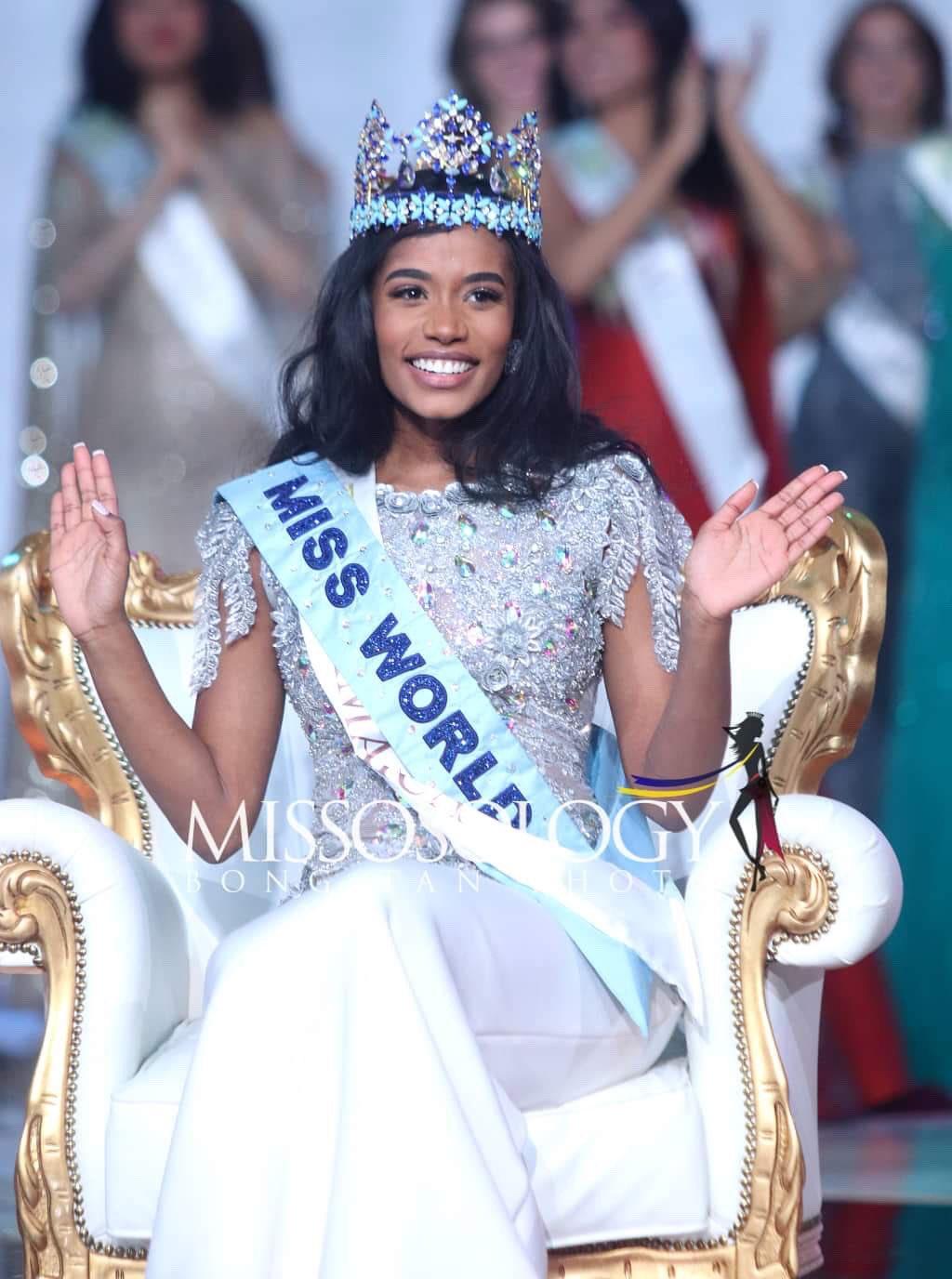 toni-ann singh, miss world 2019. - Página 2 Elw8bd10