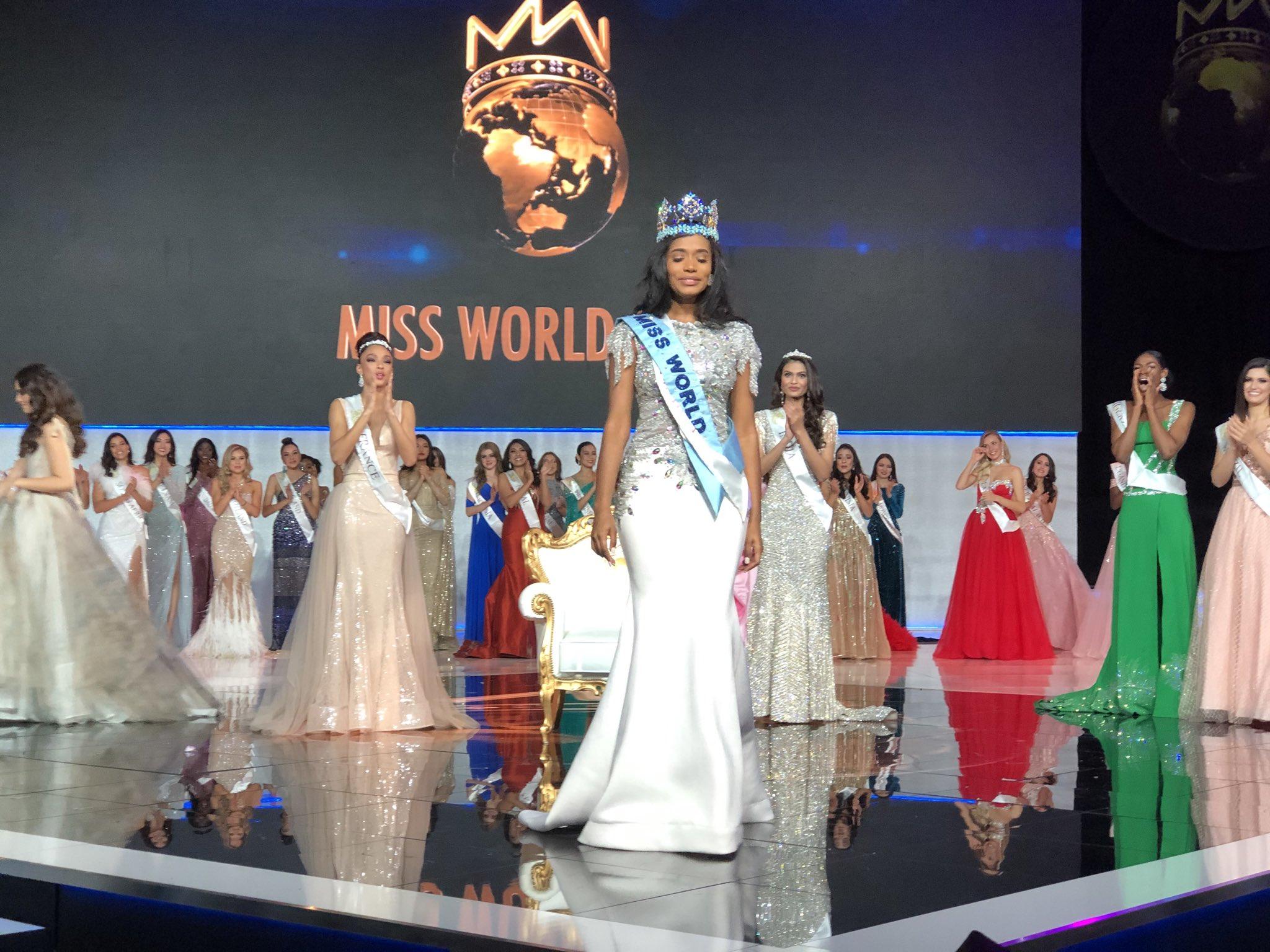 toni-ann singh, miss world 2019. - Página 3 Elwztz10