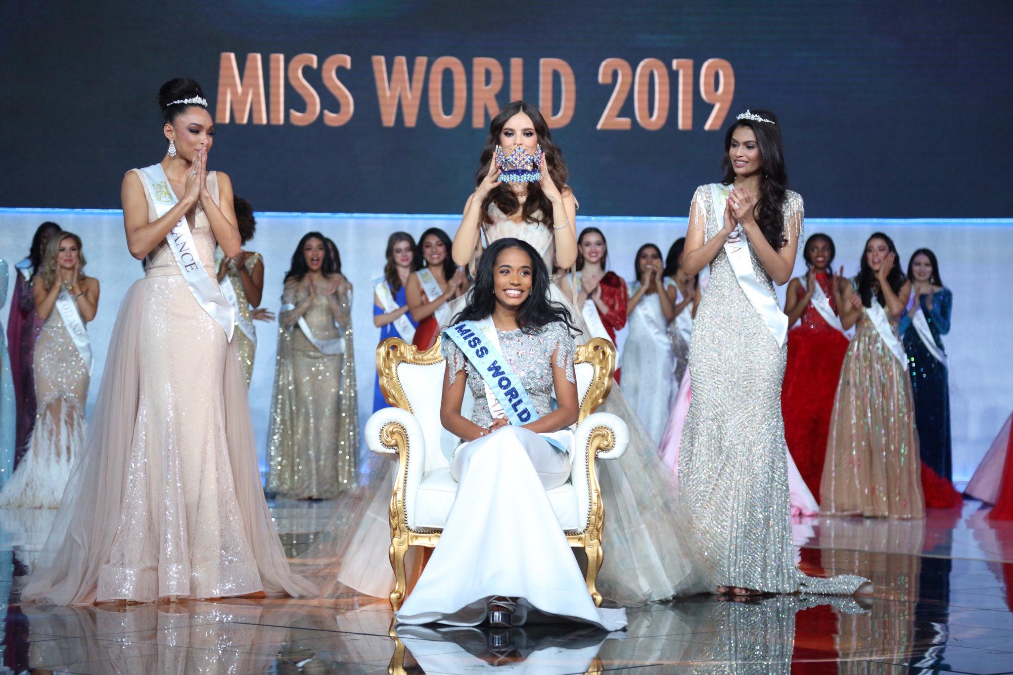 toni-ann singh, miss world 2019. - Página 3 Elxehp10
