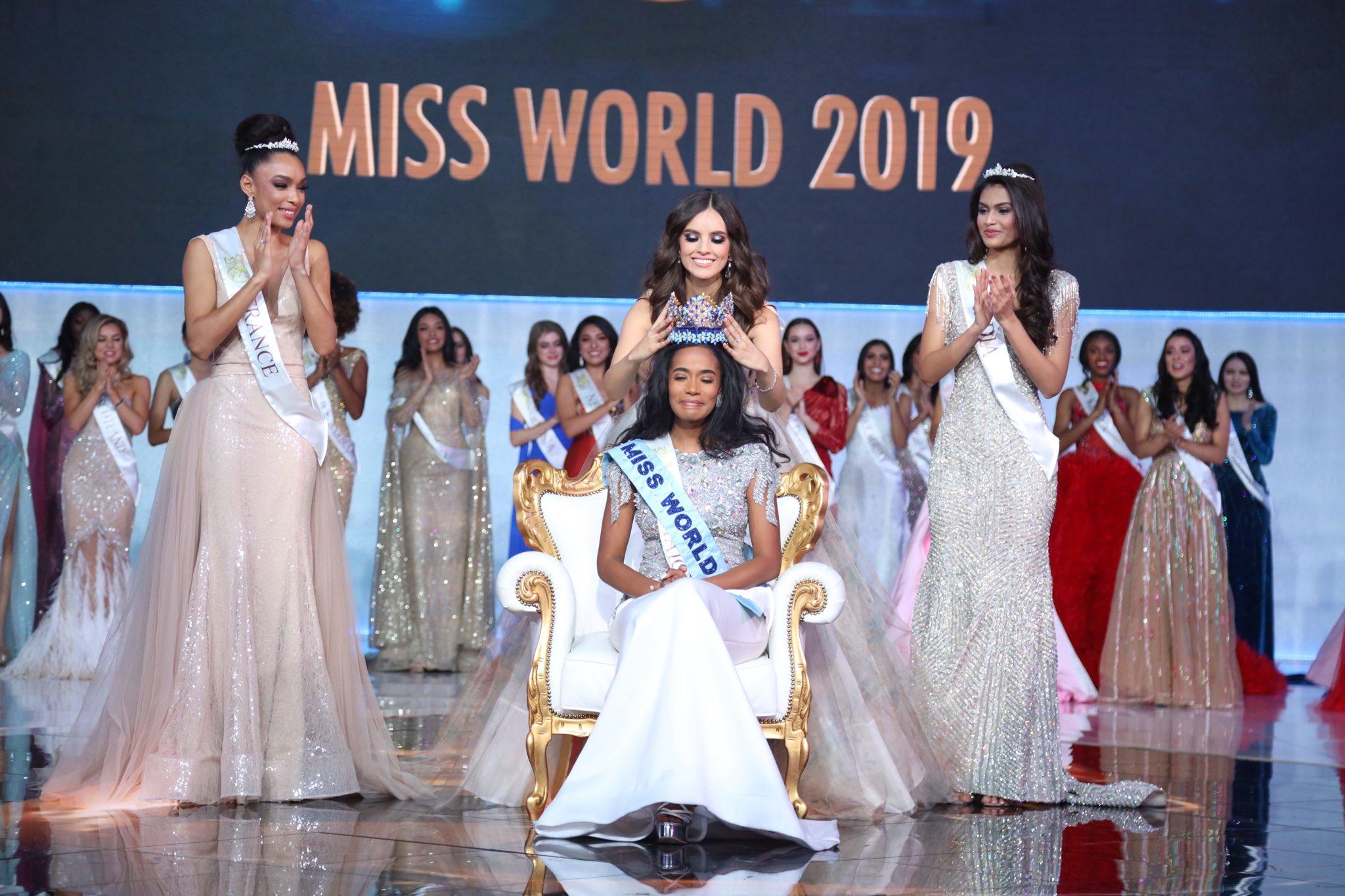toni-ann singh, miss world 2019. - Página 3 Elxeiq10