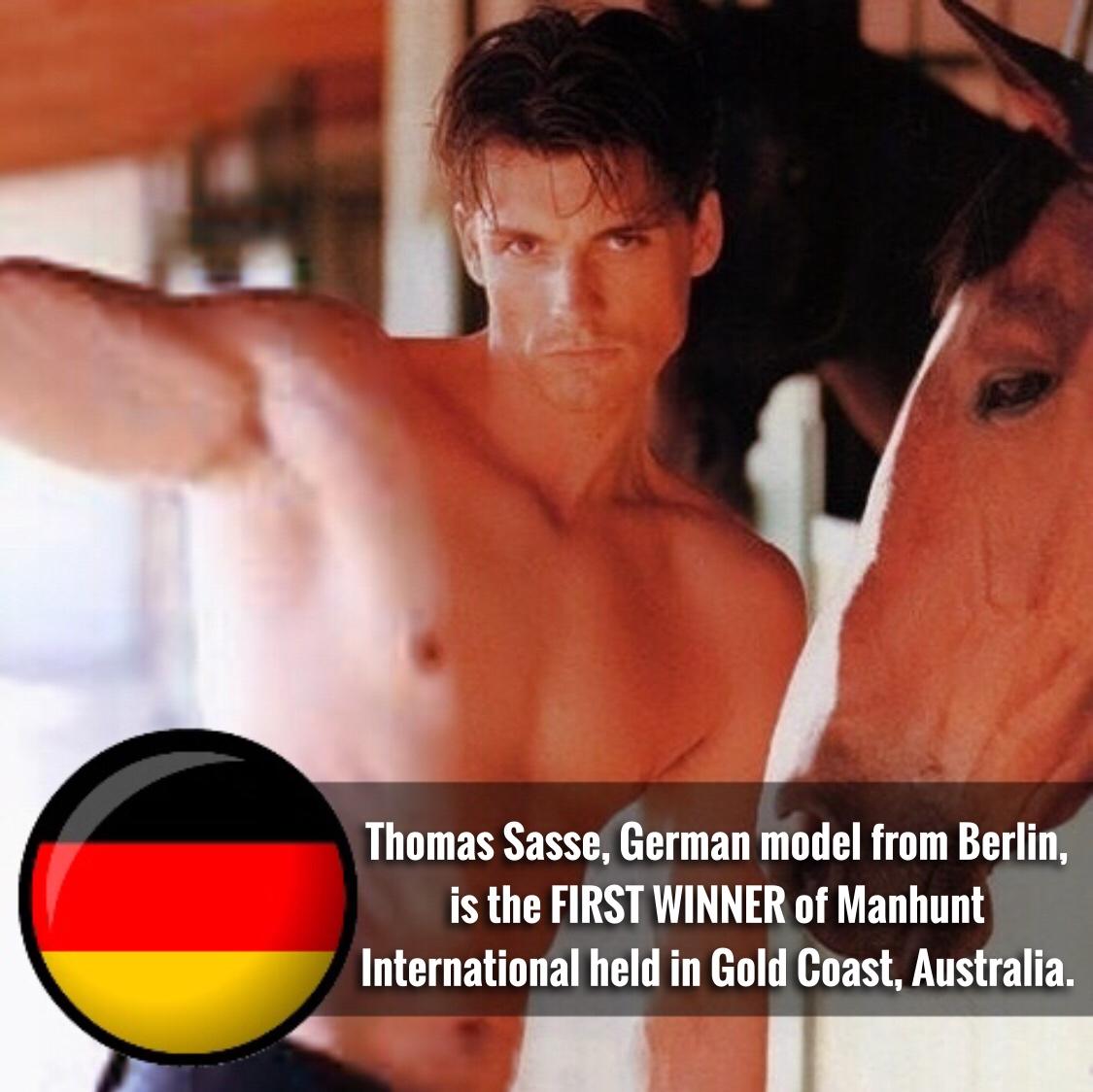 thomas sasse, manhunt international 1993. Enligh13
