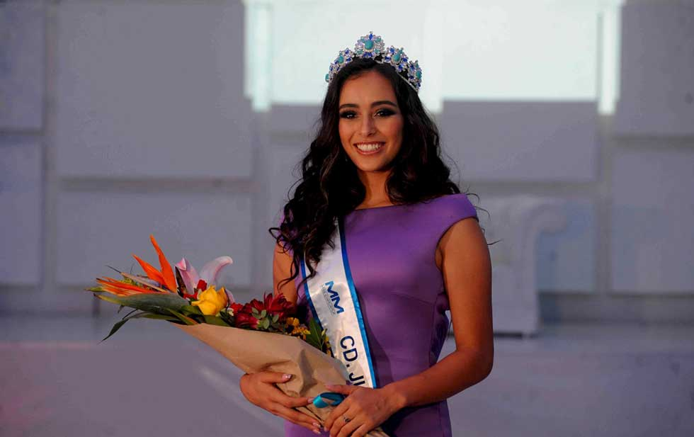 ashley alvidrez, top 12 de miss world 2019. Esp14210