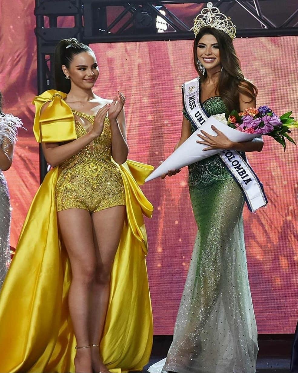 laura olascuaga, miss colombia universo 2020. - Página 5 Estilo10