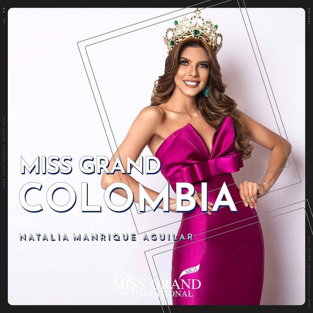 natalia manrique, miss grand colombia 2020. - Página 4 Fd0yeq10