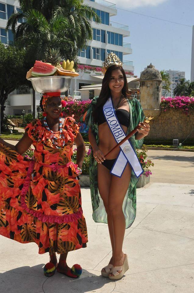 laura gonzalez, 1st runner-up de miss universe 2017. - Página 6 Fd8e4210