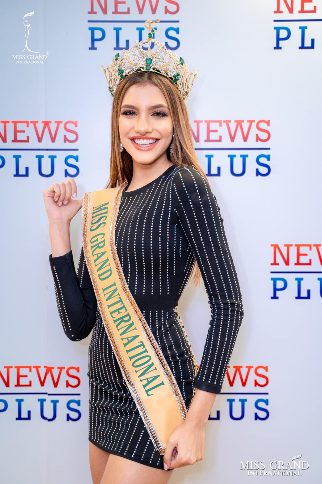 lourdes valentina figuera, miss grand international 2019. - Página 22 Fevkhp10