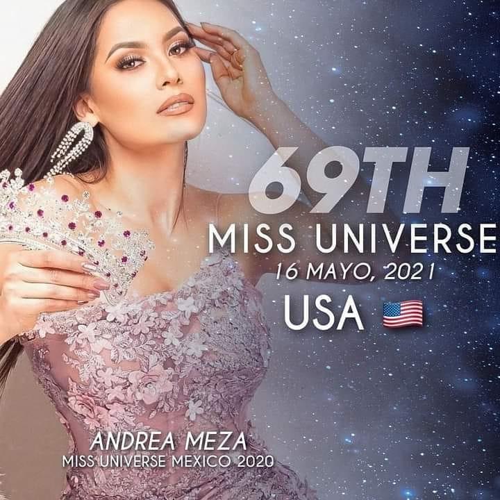 andrea meza, mexicana universal 2020. - Página 10 Fhu9ou10