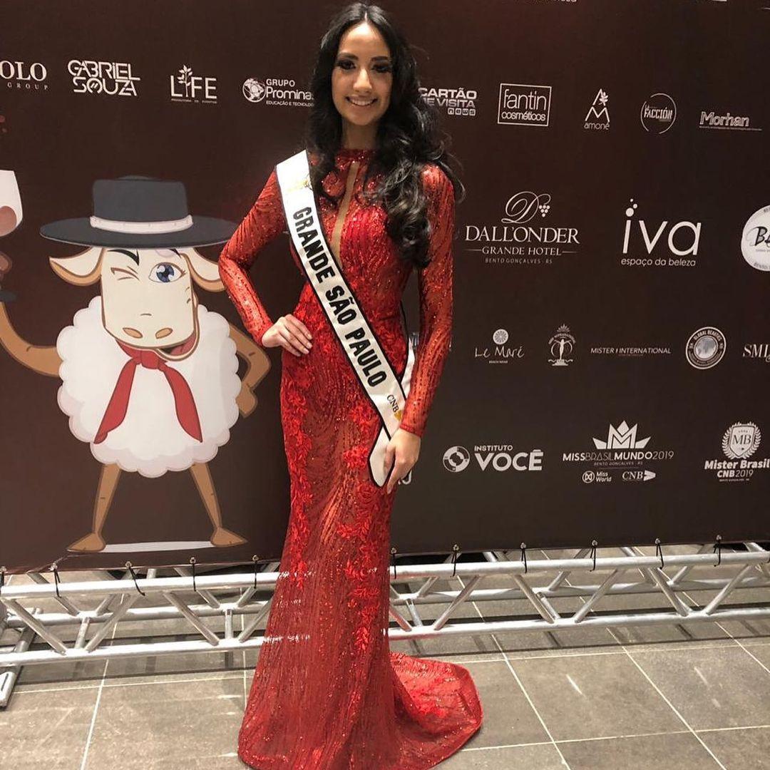 sandy menezes, miss grande sao paulo mundo 2019. - Página 4 Fmtmkx10