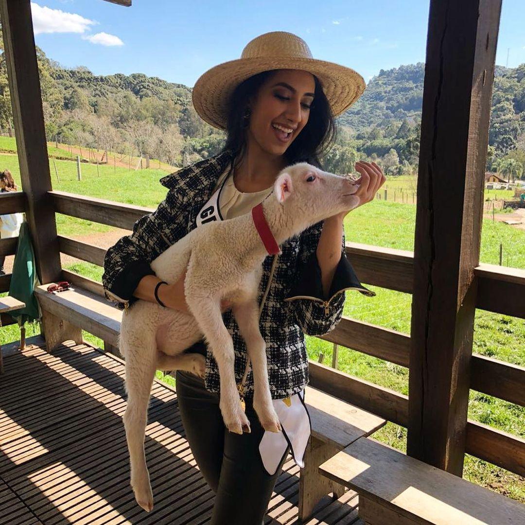 sandy menezes, miss grande sao paulo mundo 2019. - Página 4 Fmutni10