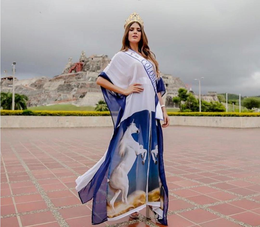 gabriela tafur, top 5 de miss universe 2019. Gabrie11