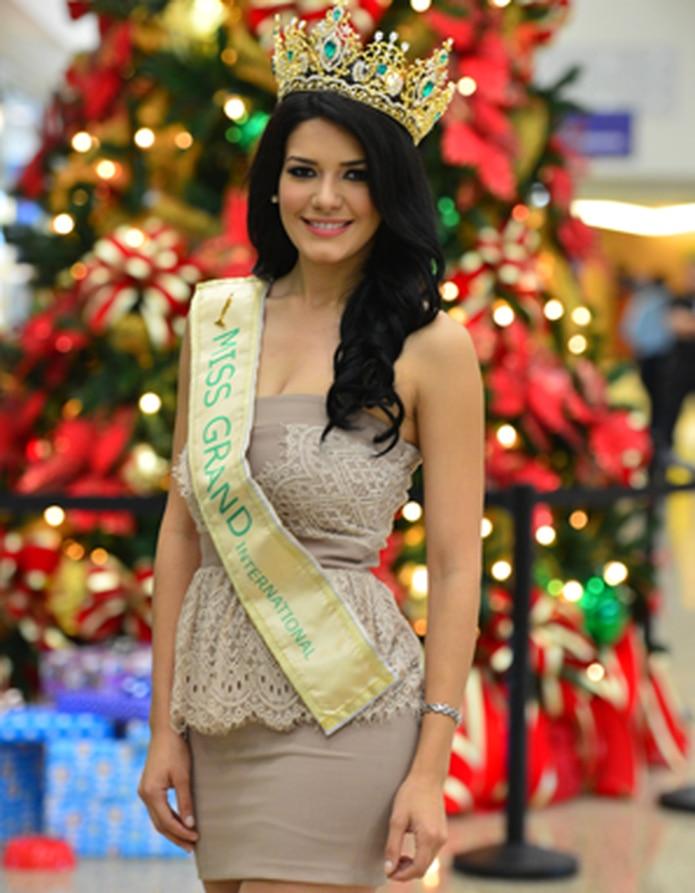 janelee chaparro, miss grand international 2013. Gjddl210