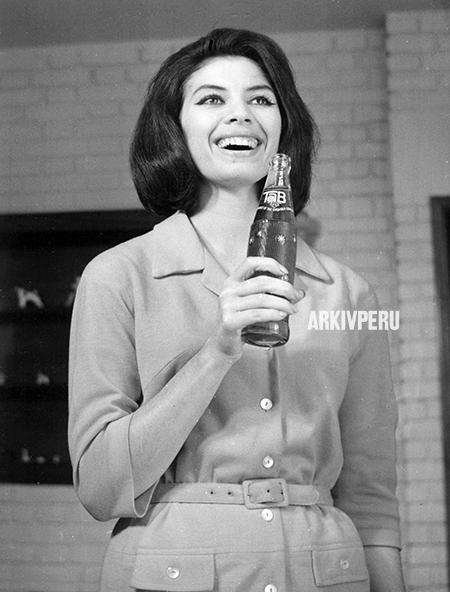 gladys zender, miss universe 1957. primera latina a vencer este concurso. - Página 4 Gladys10