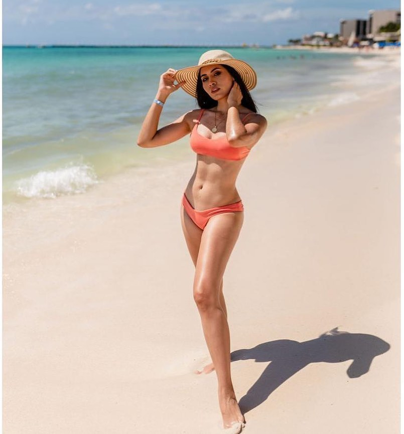 graciela ballesteros, miss earth mexico 2020/top 10 de miss polo international 2019. Gracie17