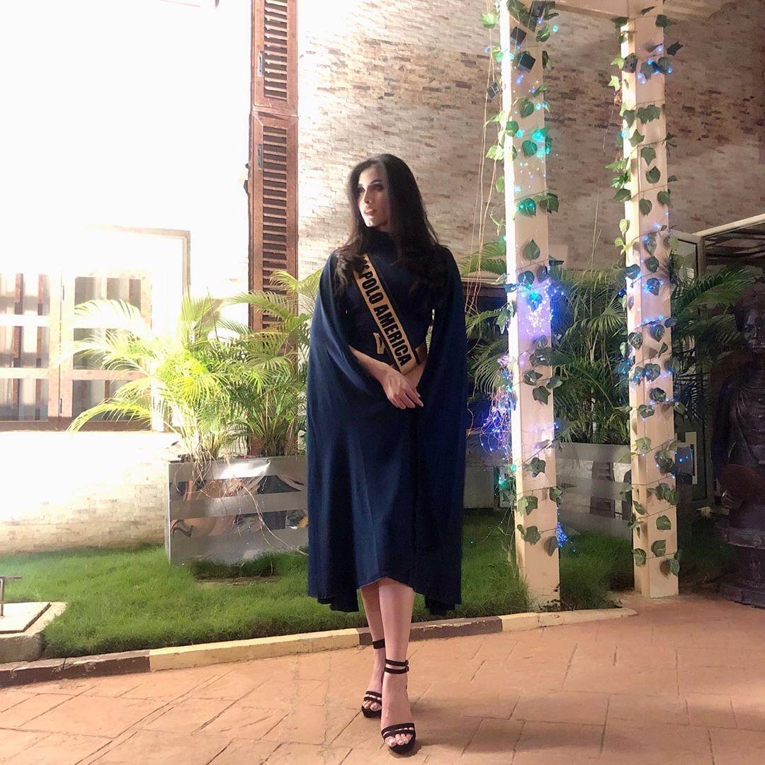 graciela ballesteros, miss earth mexico 2020/top 10 de miss polo international 2019. - Página 2 Gracie25
