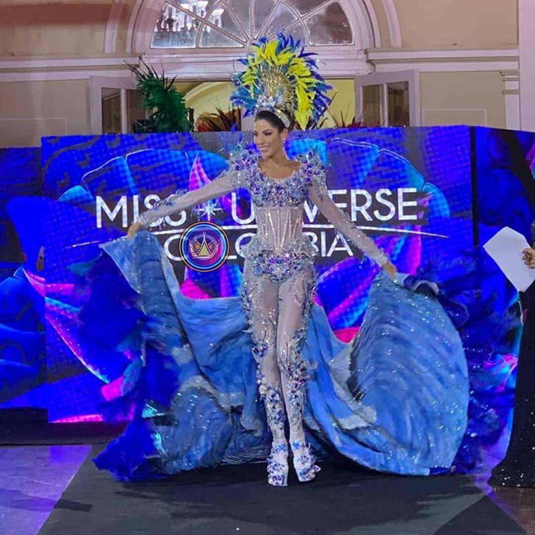 laura olascuaga, miss colombia universo 2020. - Página 4 Heidyl11