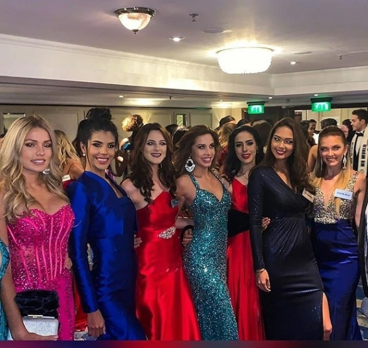sara franco, miss colombia mundo 2019. - Página 2 Iirdrr10