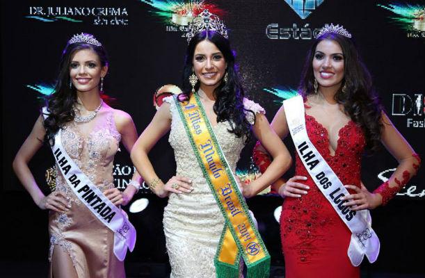 vitoria strada, top 2 no miss brasil mundo 2014. Image-11