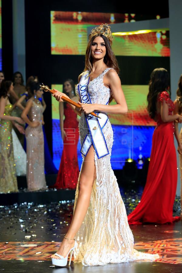 gabriela tafur, top 5 de miss universe 2019. Imagen12