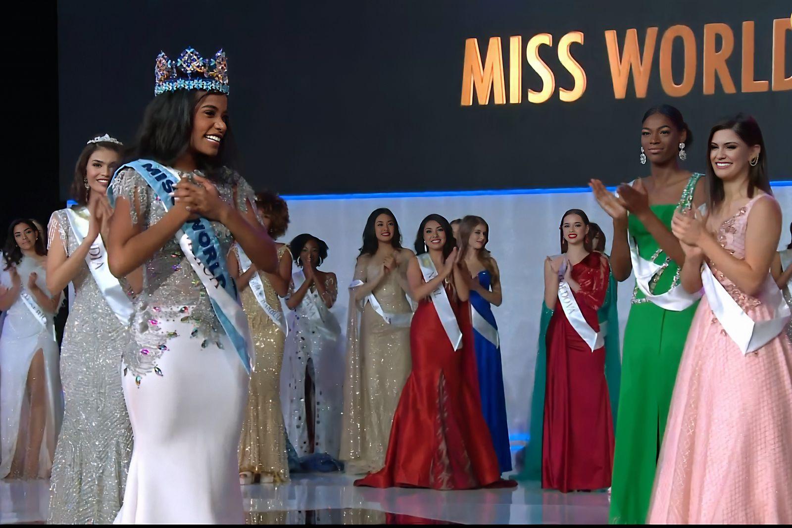toni-ann singh, miss world 2019. - Página 2 Img_6110