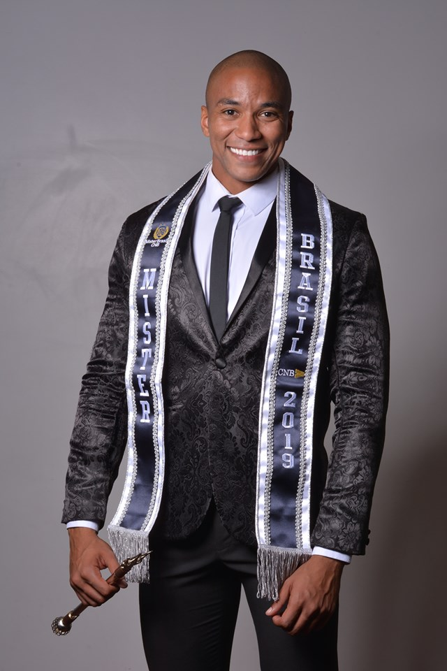 italo cerqueira, top 2 de mr supranational 2019. Italo10