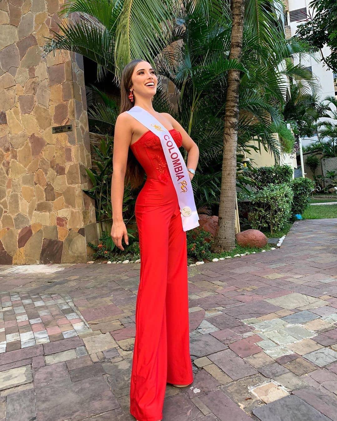 laura claro, primera finalista de reyna hispanoamericana 2019. - Página 4 Itoan110
