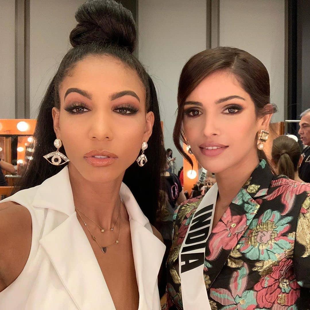 cheslie kryst, top 10 de miss universe 2019. - Página 6 Iupswu10