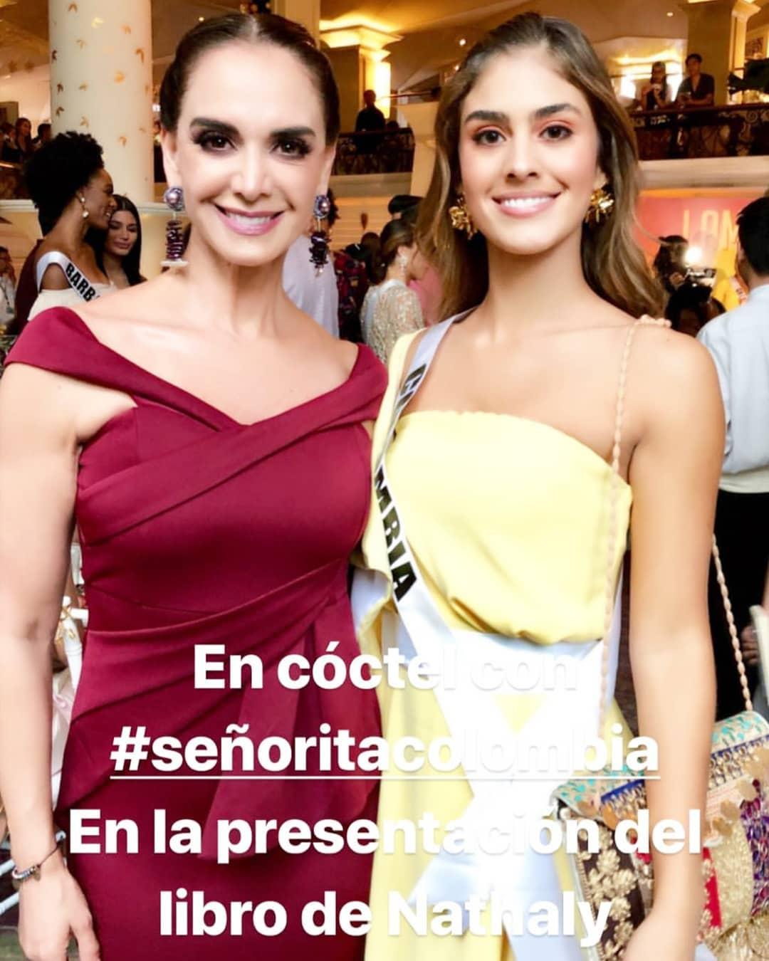 valeria morales, miss colombia universo 2018. - Página 18 Iynujb10