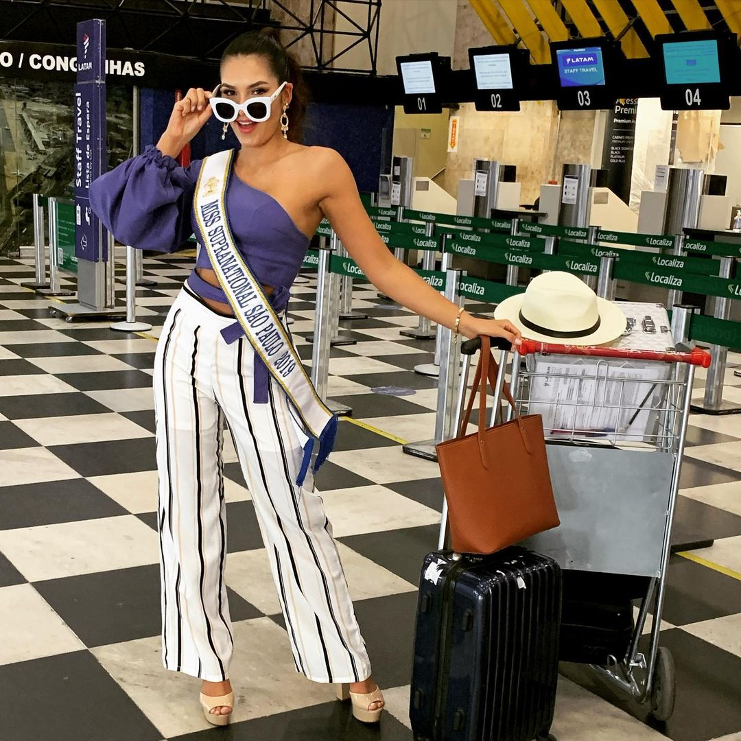 jessica caroline costa, nlatinoamericana universal 2021/top 5 de miss supranational brazil 2020/miss grand paraiba 2019/miss vale do paraiba mundo 2018. - Página 6 Jessic29