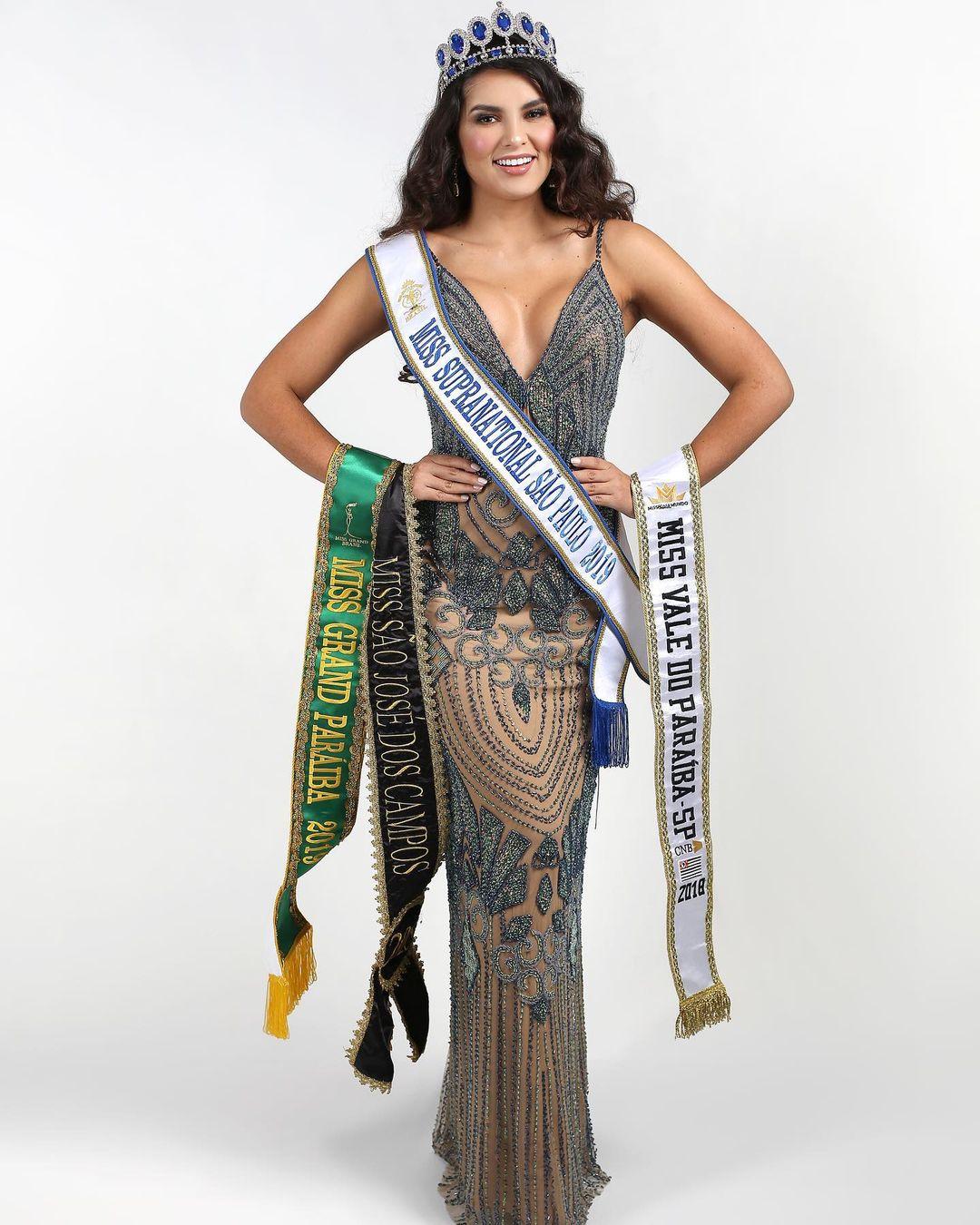 jessica caroline costa, nlatinoamericana universal 2021/top 5 de miss supranational brazil 2020/miss grand paraiba 2019/miss vale do paraiba mundo 2018. - Página 7 Jessic32