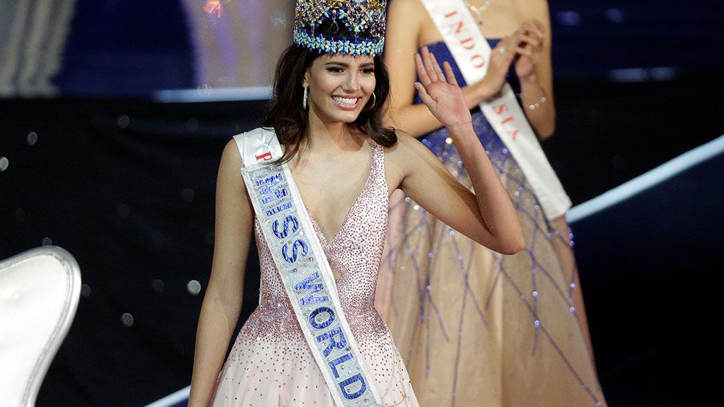 stephanie del valle, miss world 2016. Joshua10
