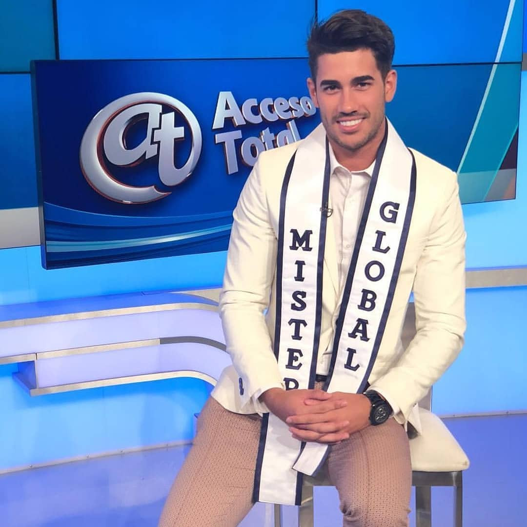 dario duque, mr global 2018. K8kmvv10