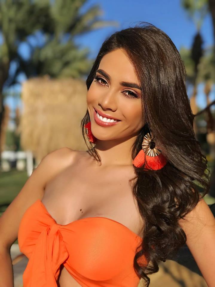 ivonne hernandez, semifinalista de top model of the world 2018. - Página 2 Krfmro10