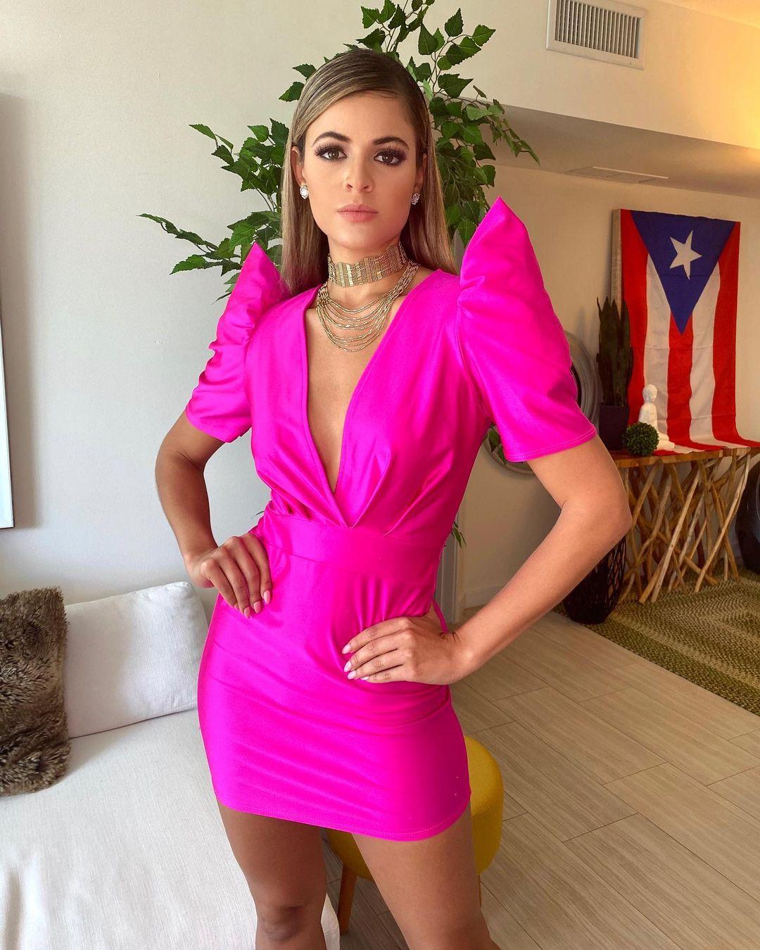 krystal badillo, miss earth puerto rico 2020. - Página 4 Krysta25